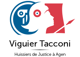 logo Viguier Huissier Agen